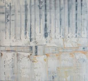 Querschnitt | Malerei von Lali Torma | Öl auf Leinwand, abstrakt