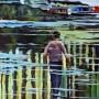 Du im Wasser