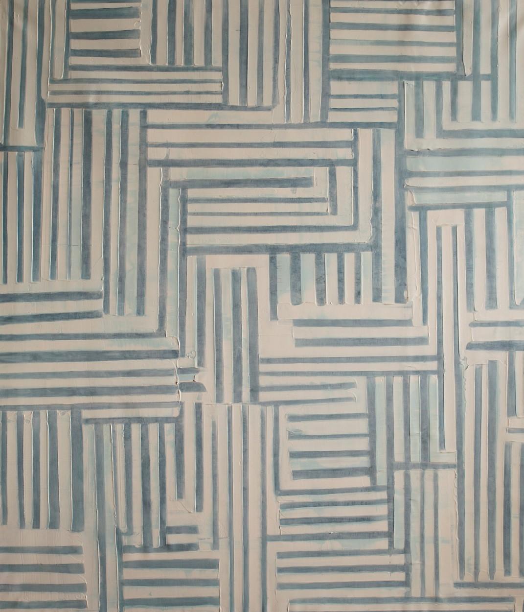 Frankie Goes to Montreal   Malerei von Lali Torma   Acryl auf Leinwand