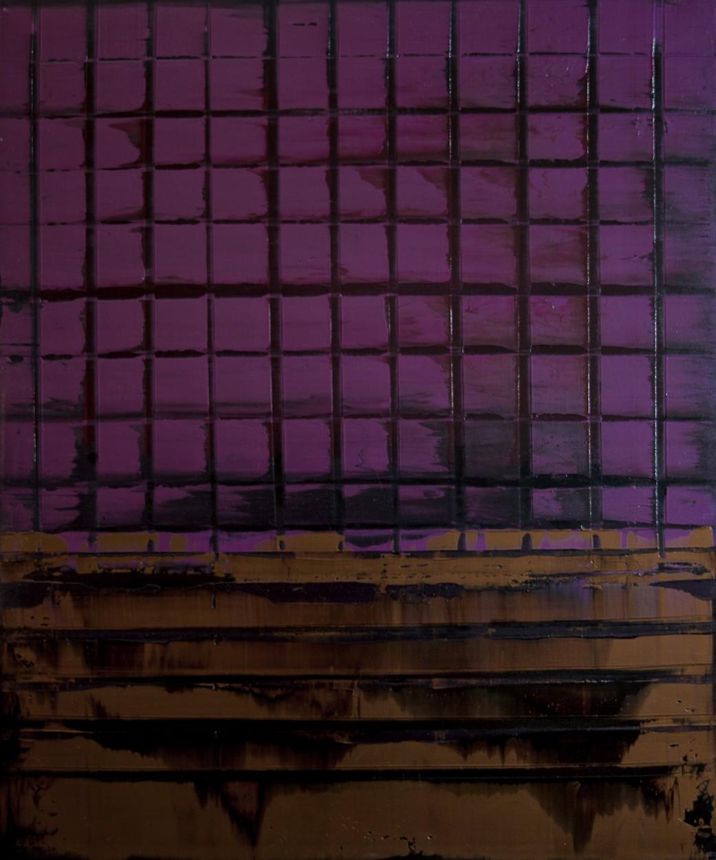 Scotch und Zigarren | Malerei von Lali Torma | Acryl auf Leinwand, abstrakt