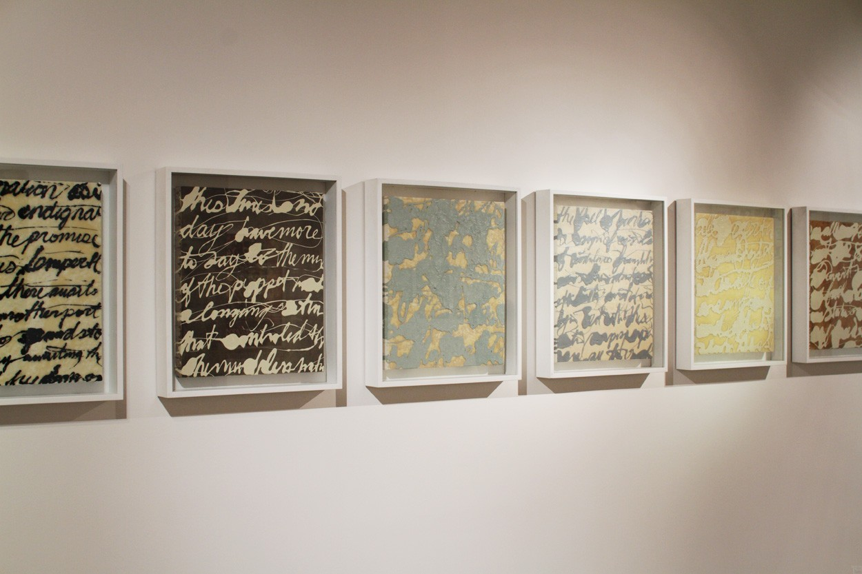 "Malereien Serie ""Command and Conquer"" | Ausstellung PROPAGANDA | Künstler Marek Schovanek"