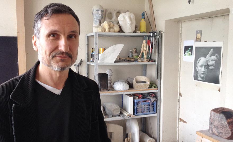 Klaus W. Rieck Künstler Profil 04