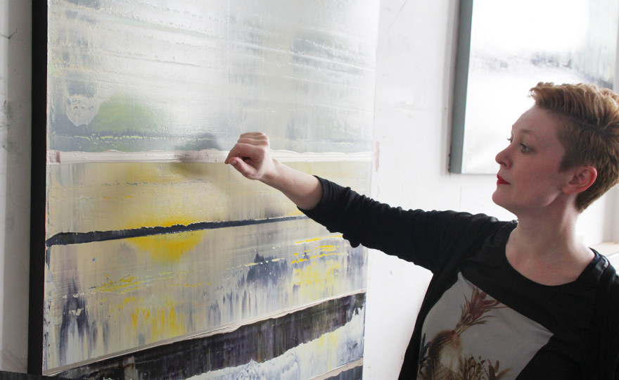 Artist Lali Torma | Painter | weartberlin online gallery