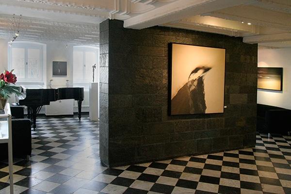 Galerieräume der FlowFineArt Galerie