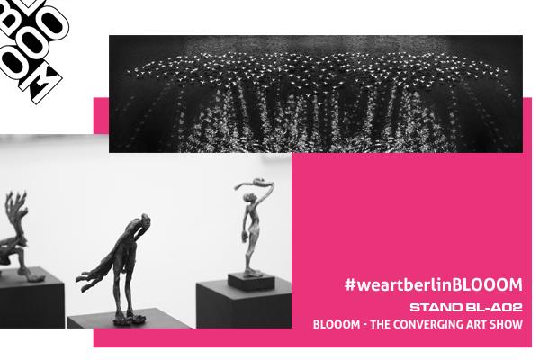 kunstmesse Blooom Art.Fair 2016 Cologne | weartberlin Booth