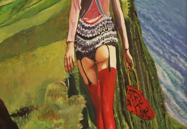 weartberlin Kunst-Ausstellung in der Galerie ICON Berlin08