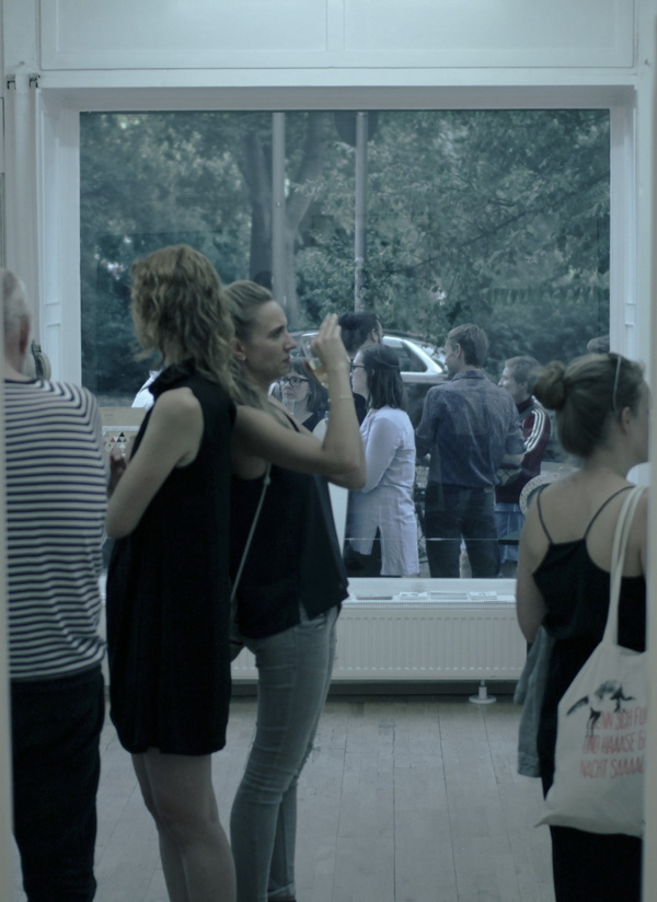 weartberlin Kunst-Ausstellung in der Galerie ICON Berlin47