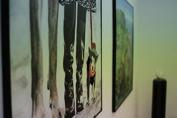 weartberlin Kunst-Ausstellung in der Galerie ICON Berlin19