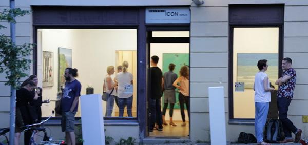 weartberlin Kunst-Ausstellung in der Galerie ICON Berlin59