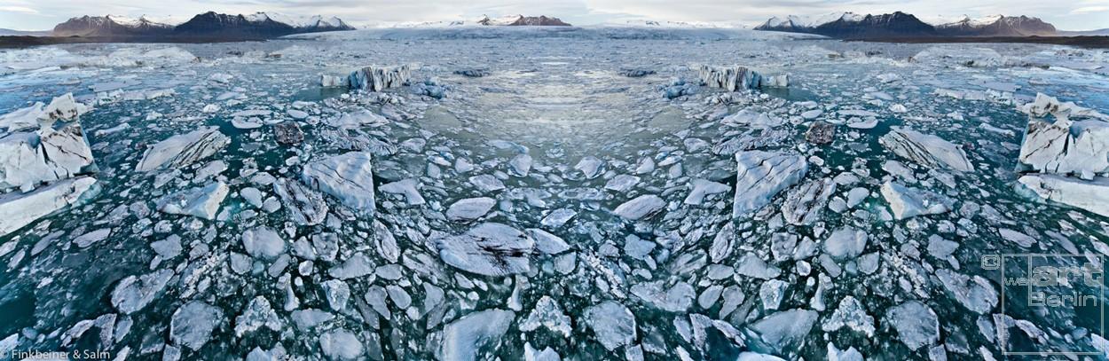 Polar Bear | Fotografie von Finkbeiner & Salm, Lambda-Fotodruck auf Alu-Dibond, limitierte Edition