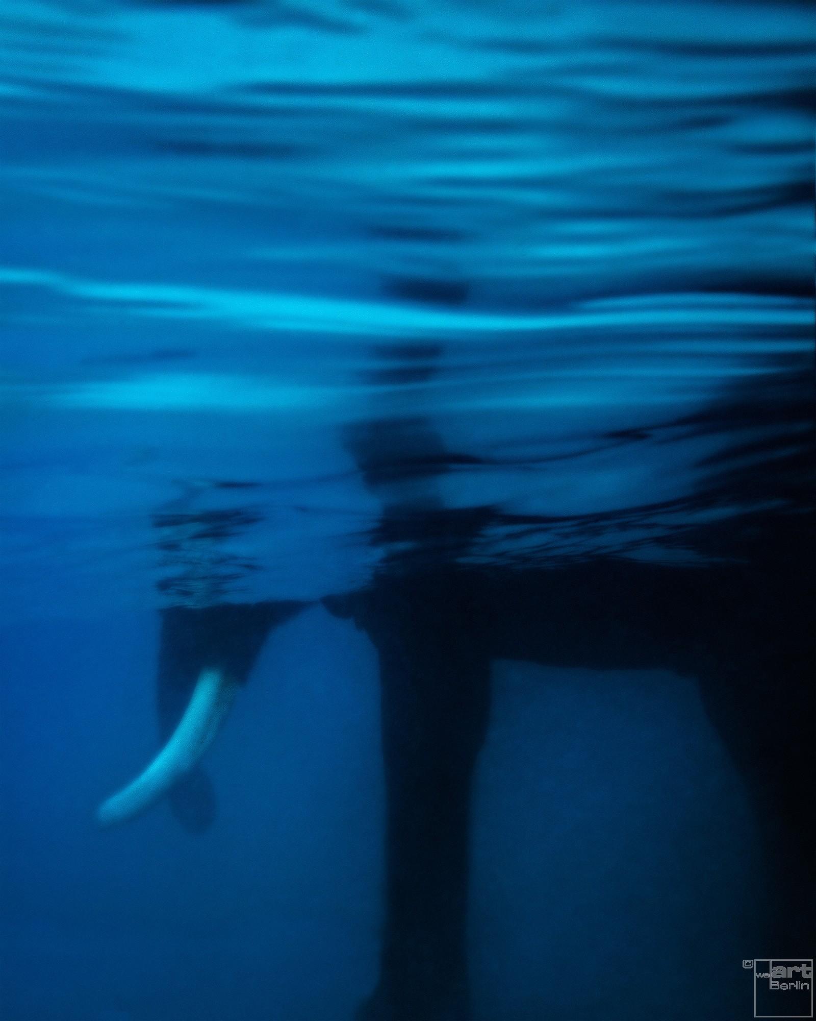 Oceans 3 | Fotografiecollage von Finkbeiner & Salm, Direktdruck auf Alu-Dibond, limitierte Edition 50+2