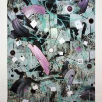 """ART PRINT """"Zwischenraeume 12"""" by Faber"""