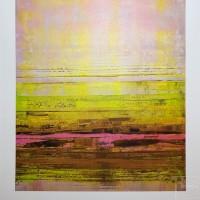 """ART PRINT """"Prisma 13 - Pinker Nil"""" by Torma"""