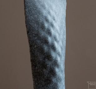 Tides 2, aus Granit, Stein Skulptur von Bildhauer Klaus W. Rieck