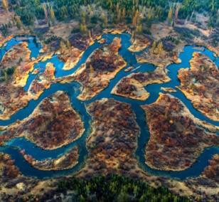 Bear's Creek | Fotografie von Finkbeiner & Salm, Lambda-Foto-Abzug auf Alu-Dibond, limitierte Edition