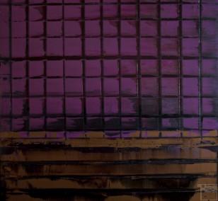 Scotch und Zigarren   Malerei von Lali Torma   Acryl auf Leinwand, abstrakt