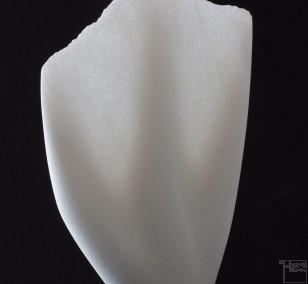 Undine, Stein Skulptur aus Marmor von Bildhauer Klaus W. Rieck - 02