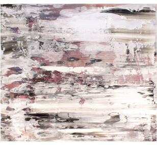 o.T. S1_27 FarbeHolz | Malerei von Malwin Faber | Öl, Acryl auf Leinwand, abstrakt