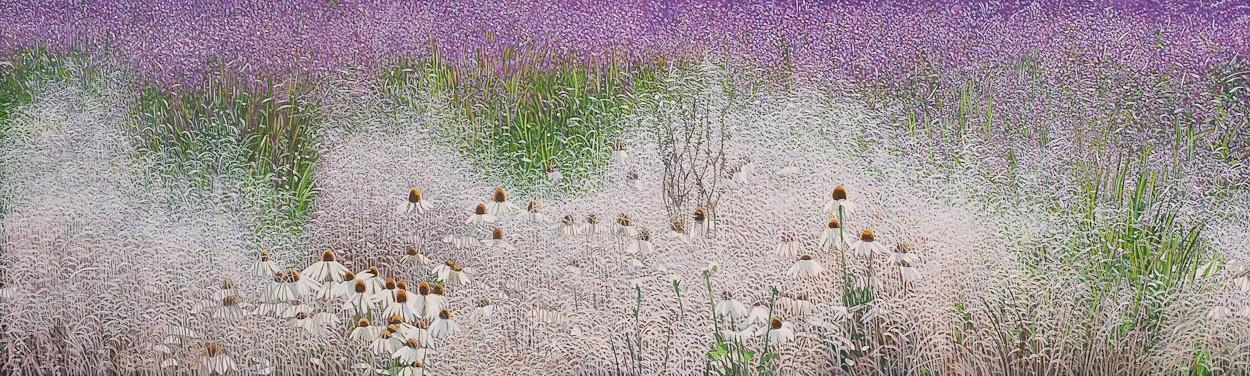 Garten Eden 4 | Malerei von Sven Wiebers | Acryl auf Baumwolle, realistisch