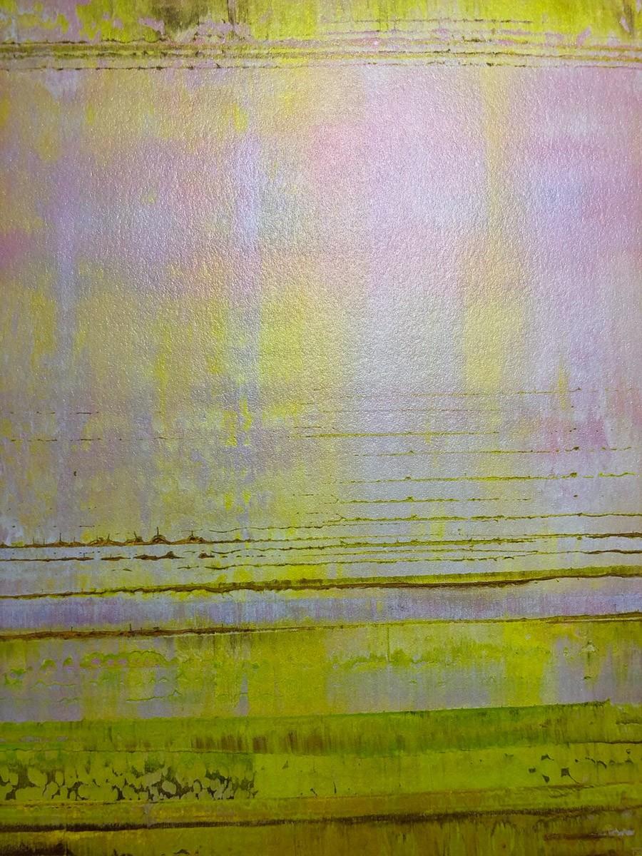 Kunstdruck Prisma 13 - Pinker Nil by Torma   Fineartprint Hahnemühle, Limitierung 10 - Detail4