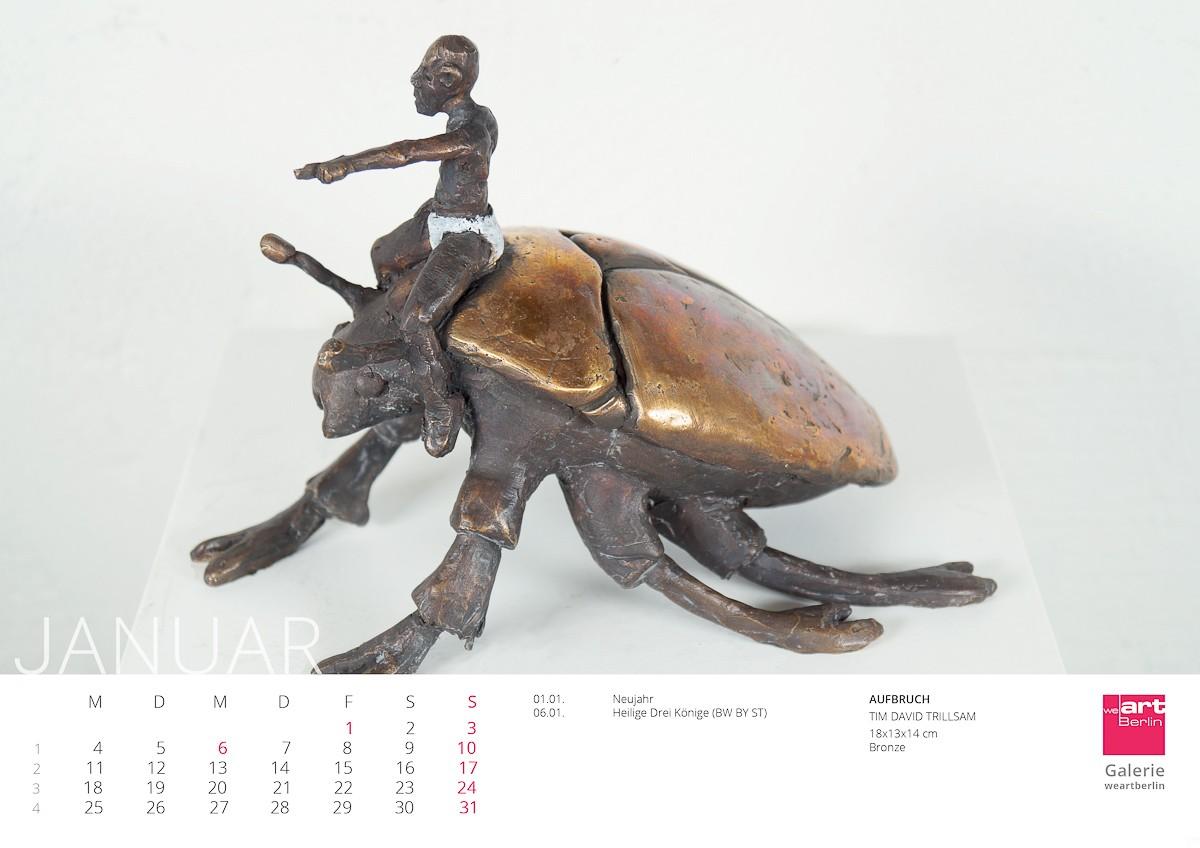 KUNST Kalender 2021 - 1