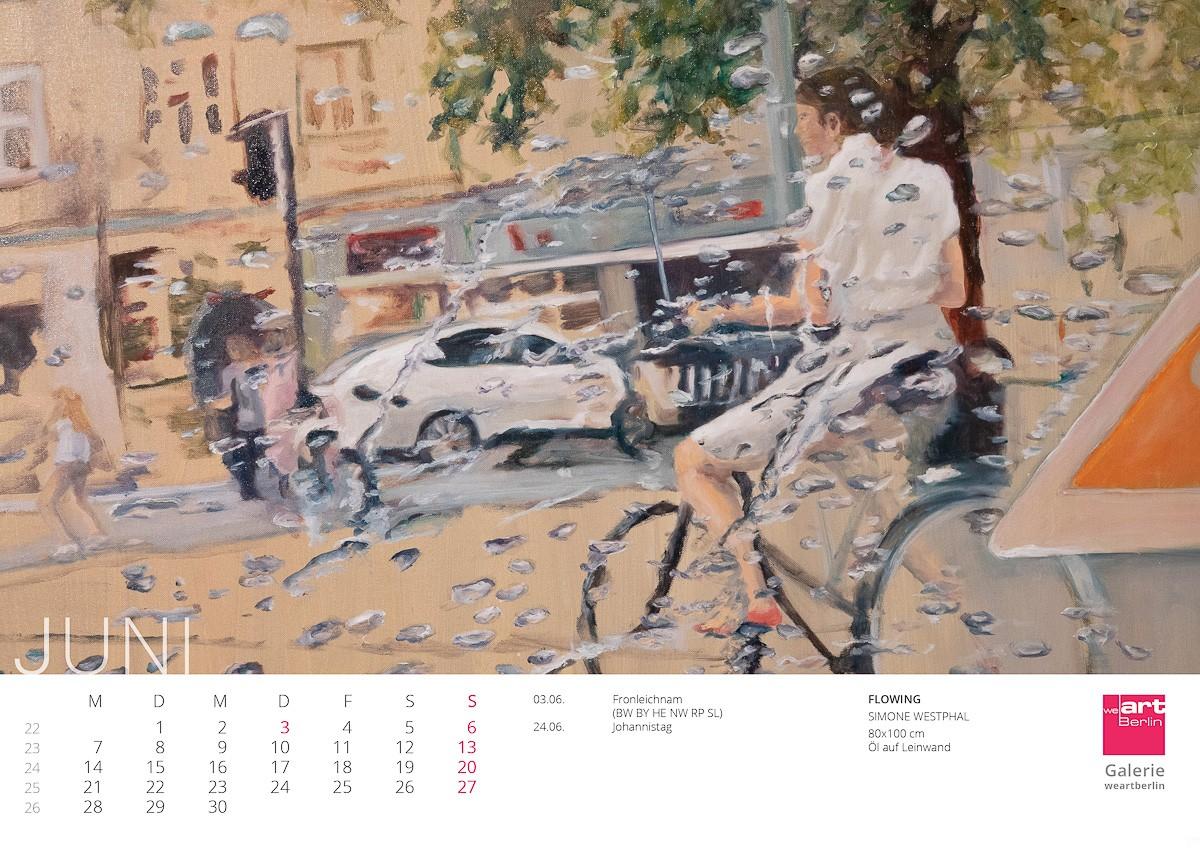 KUNST Kalender 2021 - 6