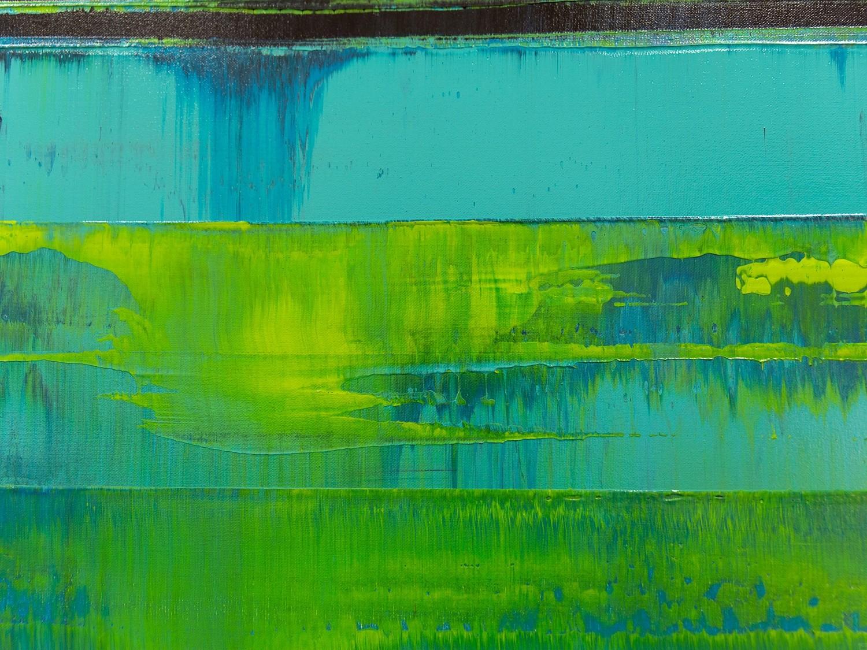 Prisma 16 – Verbotener Fluss | Malerei von Lali Torma | Acryl auf Leinwand, abstrakt (3)