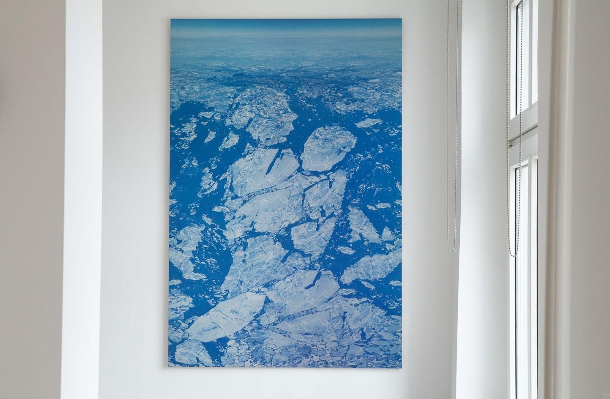 Matera, Raumansicht | Fotografie von Finkbeiner & Salm, Direktdruck auf Alu-Dibond-Platte, limitierte Edition