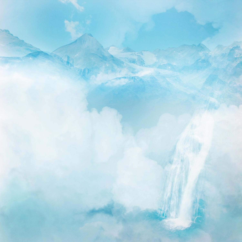 Heaven Fall | Fotografie von Theresa Lambrecht, Fotodruck auf Alu-Dibond, limitierte Edition