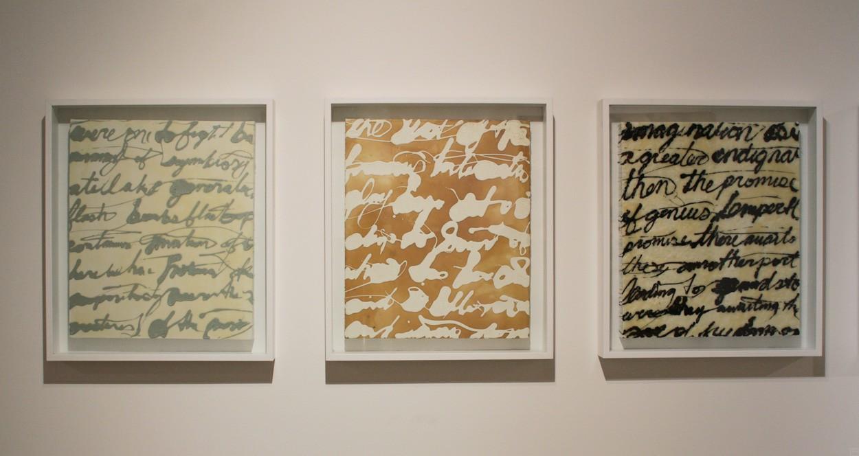 "Malereien Serie ""Command and Conquer""   Ausstellung PROPAGANDA   Künstler Marek Schovanek"