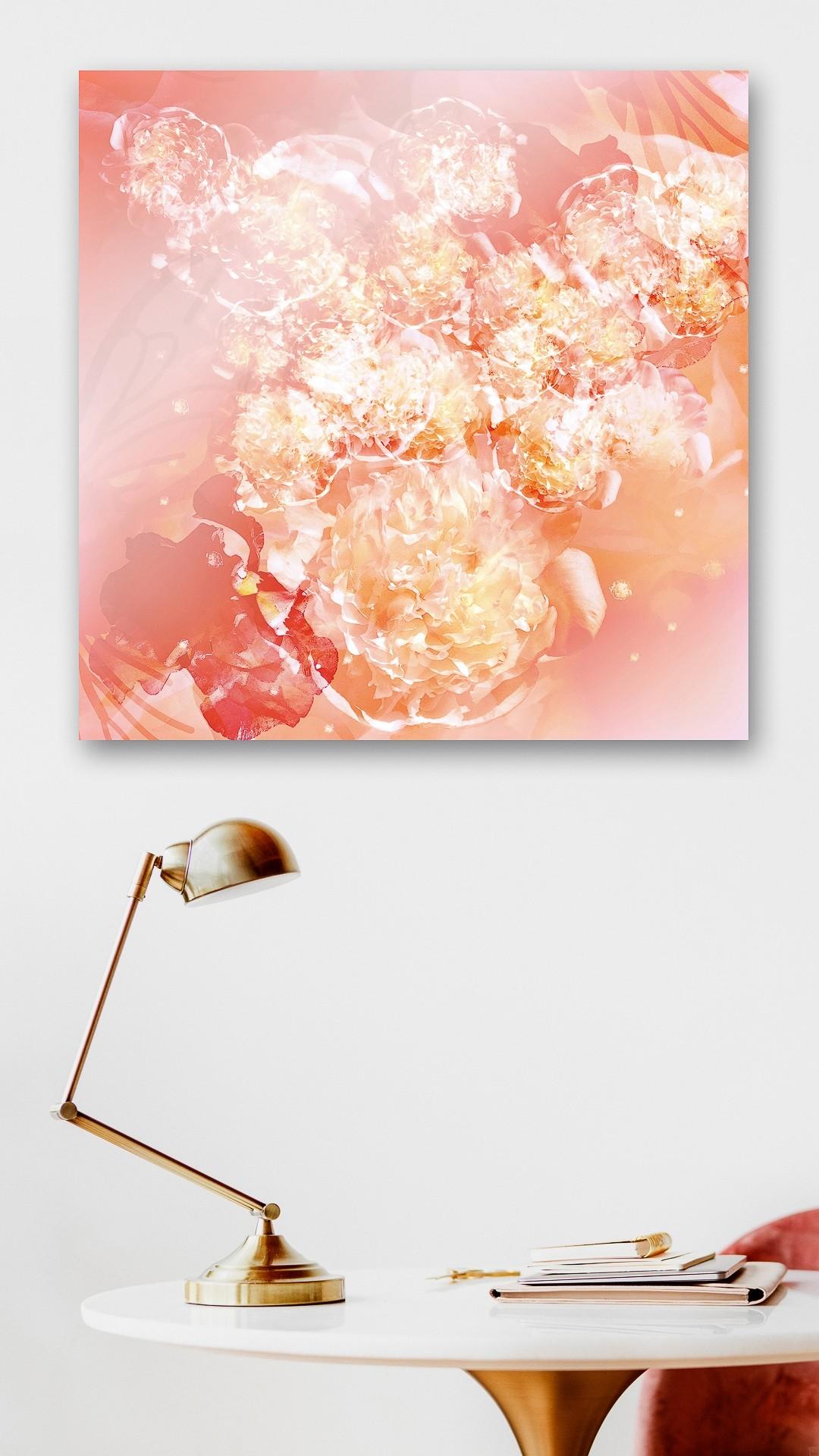 Flower Explosion | Fotografie von Theresa Lambrecht, Fotodruck auf Alu-Dibond, limitierte Edition - 2