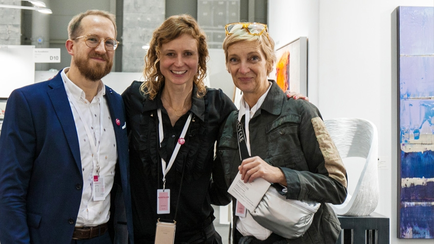 weartberlin about | Galerie zur Affordable Art Fair Hamburg