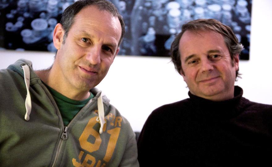 Finkbeiner & Salm Artist Profile weartberlin 01