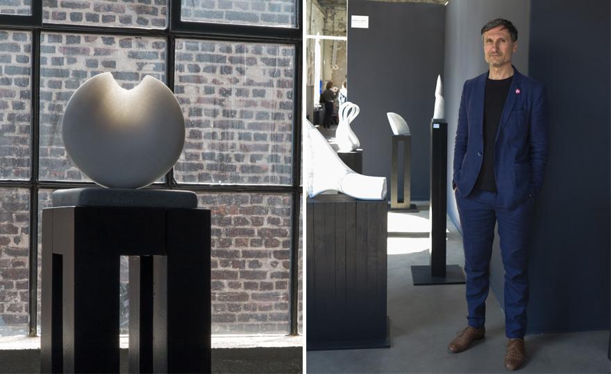 Klaus W. Rieck Künstler Profil 02
