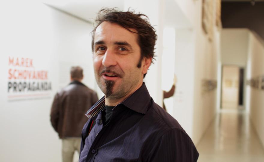 Marek Schovanek Künstler Profil 01