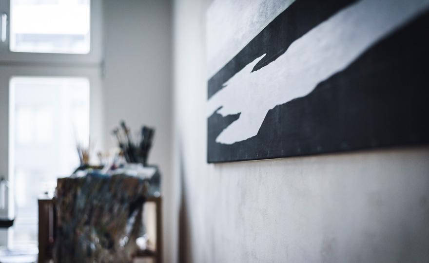 Maler Sven Wiebers | Kuenstler | weartberlin Online Galerie
