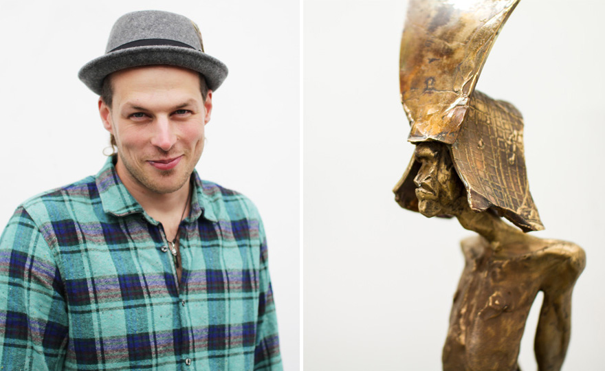 Artist Profile Tim David Trillsam | weartberlin 3