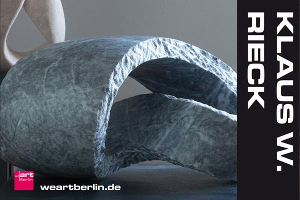 Bildhauerei von Klaus W. Rieck