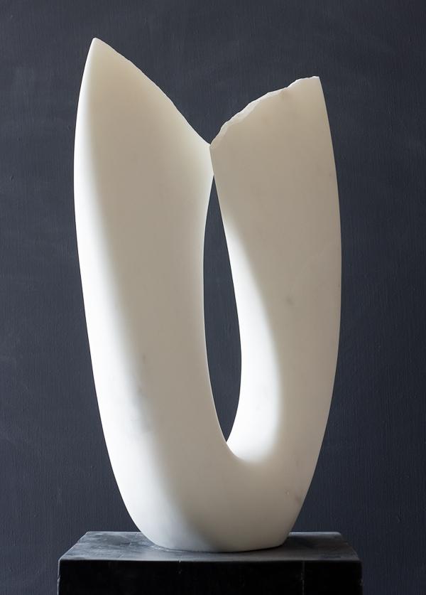 Klaus W. Rieck | Marmor Skulpturen | Affordable Art Fair Brussels 2020
