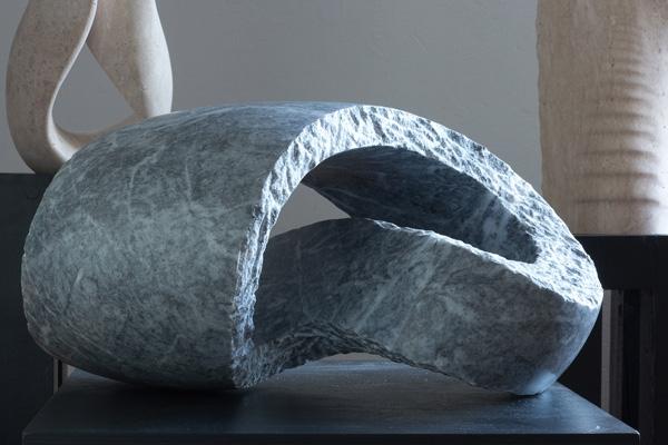 Steinskulpturen von Künstler Klaus W. Rieck