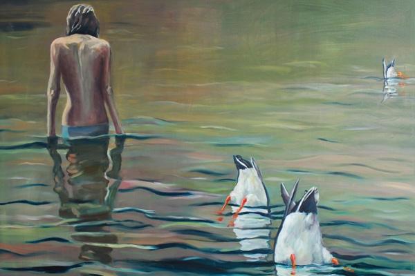 Neue Malereien von Simone Westphal