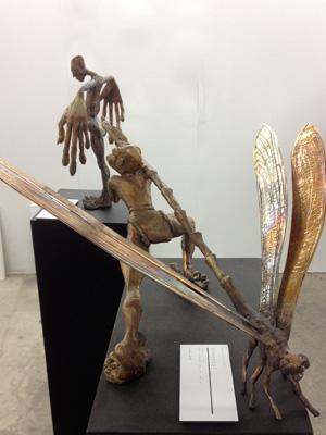 Bronze Skulptur von Tim David Trillsam