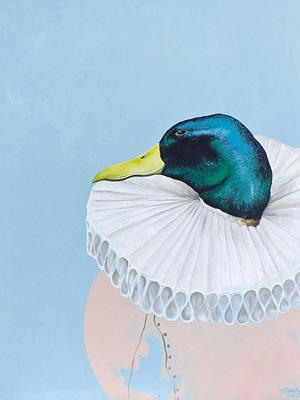Malerei von Jill Tegan Doherty
