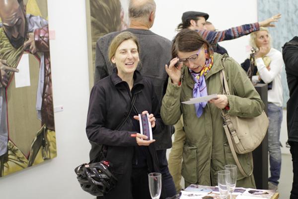 weartberlin PopUp Ausstellung Vernissage Midsummer Launch | Malerei Skulptur Fotografie