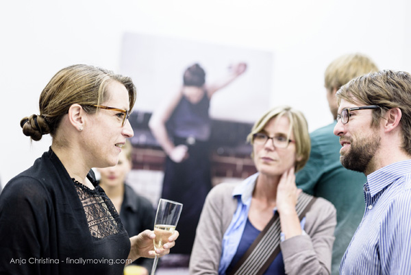 Vernissage weartberlin Fotoausstellung Levitation | Silke Woweries Fotografien