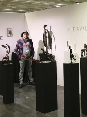Künstler | Bildhauer | Tim David Trillsam