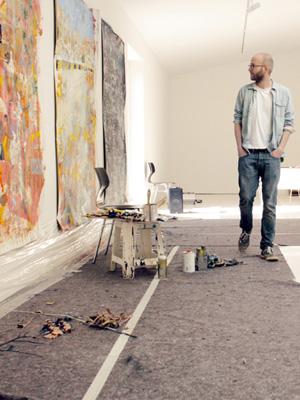 Künstler |Maler Malwin Faber
