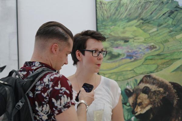 weartberlin Kunst-Ausstellung in der Galerie ICON Berlin44