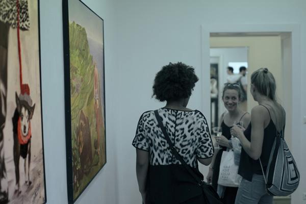 weartberlin Kunst-Ausstellung in der Galerie ICON Berlin07