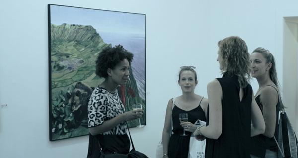 weartberlin Kunst-Ausstellung in der Galerie ICON Berlin09